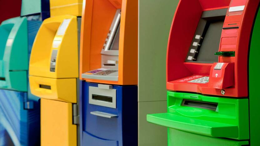 Bankautomaten, Finanzen, Geld abheben, Stipendien [Quelle: tempus corporate, Getty Images]