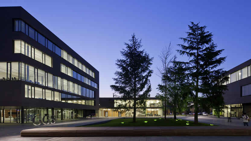 GGS Campus (Quelle: German Graduate School of Management and Law)