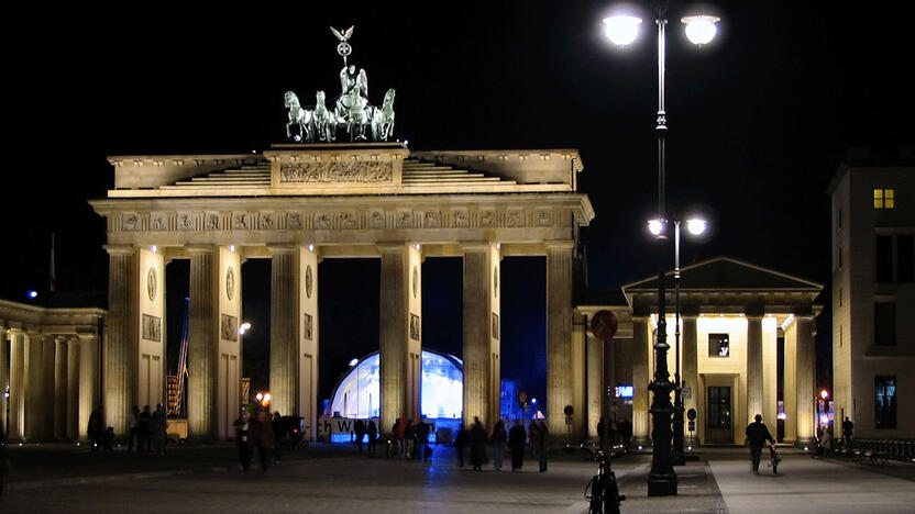 Berlin Brandenburger Tor (Quelle: freeimages.com, mooncross)