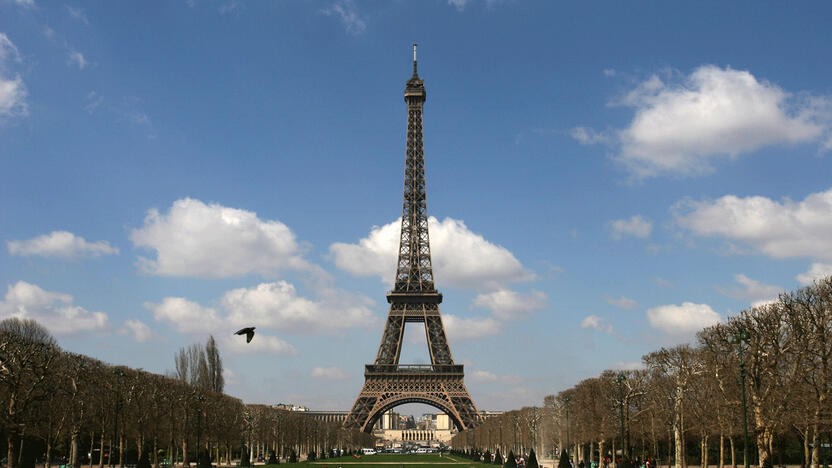 Paris Eiffelturm (Quelle. freeimages.com, mordoc)