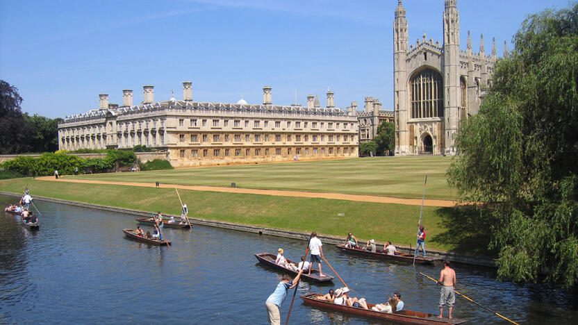 Das King's College in Cambridge (Quelle: freeimages.com, happypad)