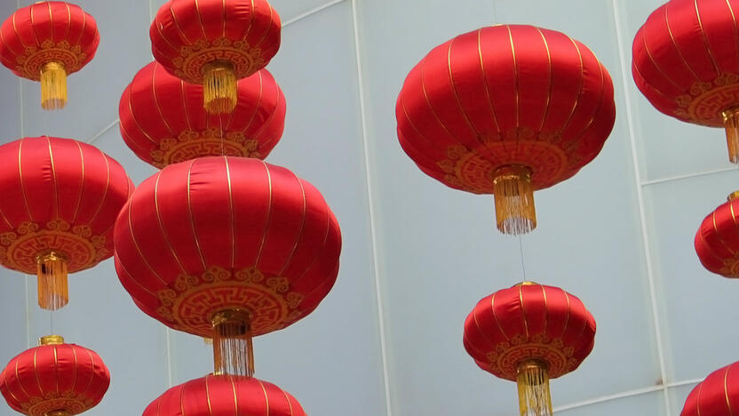 Karriere in China, chinesische Lampen [Quelle: freeimages, Autor: satinflame]