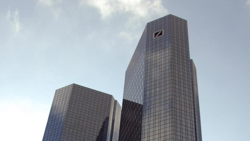Deutsche Bank Tower FaM (Quelle: Deutsche Bank)