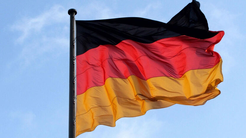 Deutschlandflagge (Quelle: freeimages.com, carluk2007)