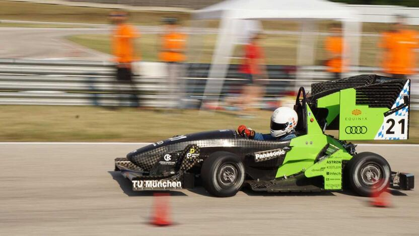 Formula Student: TUfast Racing Team