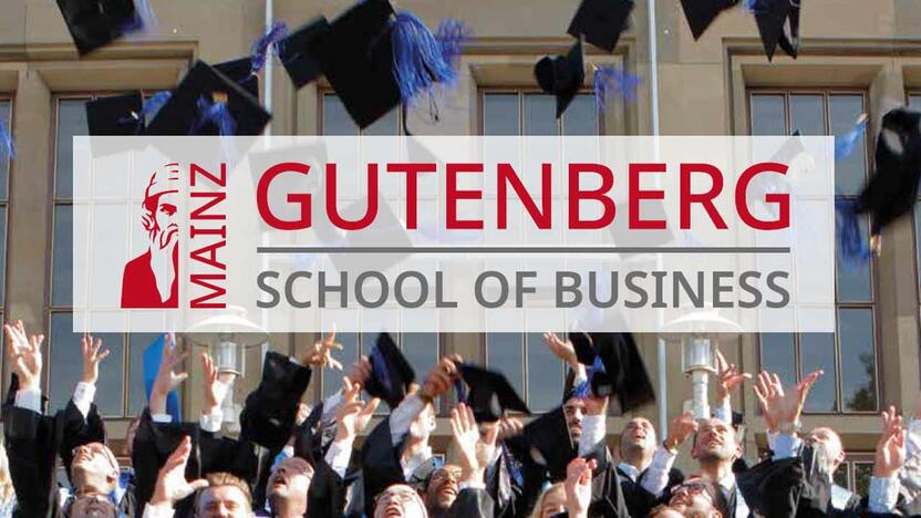 Absolventen der Gutenberg School of Business [Quelle: Gutenberg School of Business]