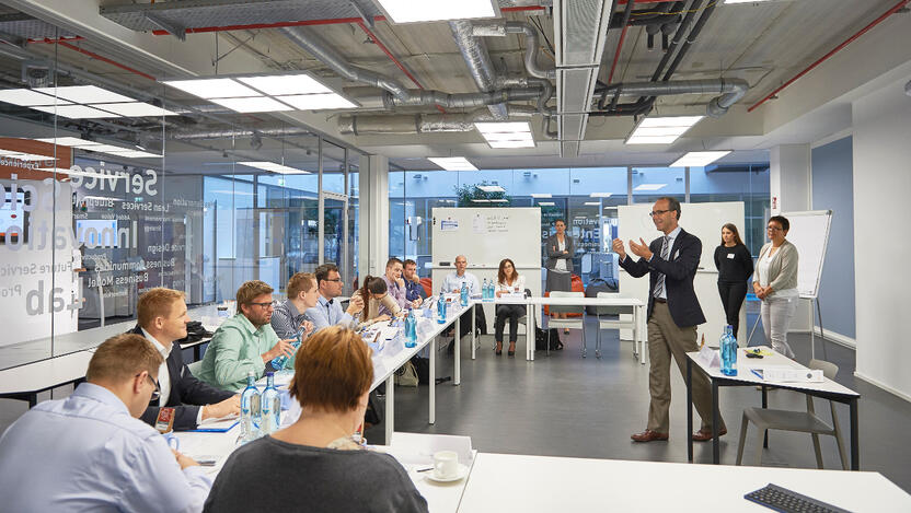 Seminar an der RWTH Business School [RWTH Business School]