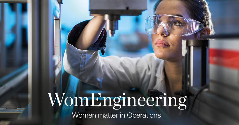 WomEngineering [Quelle: McKinsey & Company]