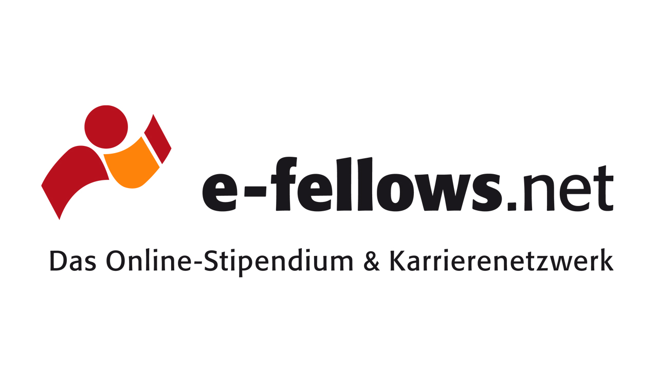 Logo e-fellows.net (Quelle: e-fellows.net)