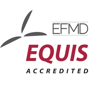 EQUIS-Logo [Quelle: Frankfurt School of Finance & Management]