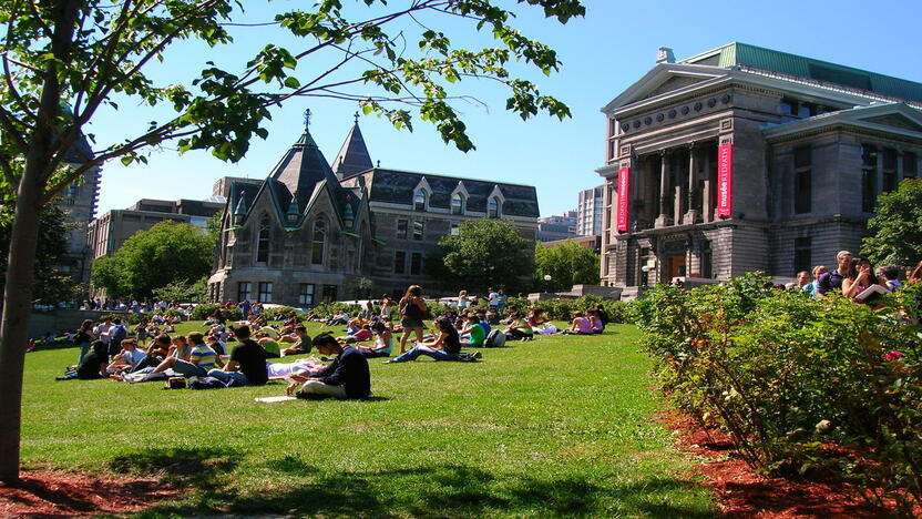 McGill, University, Kanada [Quelle: freeimages.com, Autor: Tom14850]