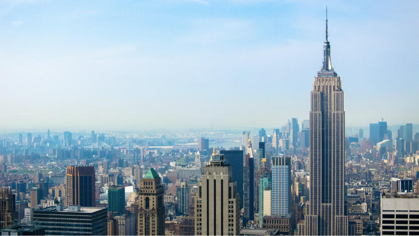 New York Skyline [Quelle: freeimages, Autor: marcuscg]