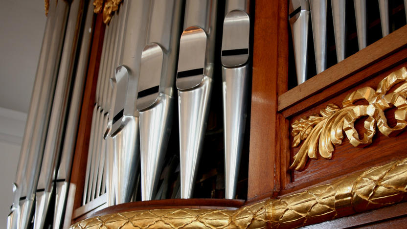 Orgel [Quelle: freeimages, Autor: hapekla]