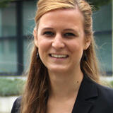 Julia hat am Roche-Event Careers@PharmaMarketing teilgenommen [Quelle: e-fellows.net]