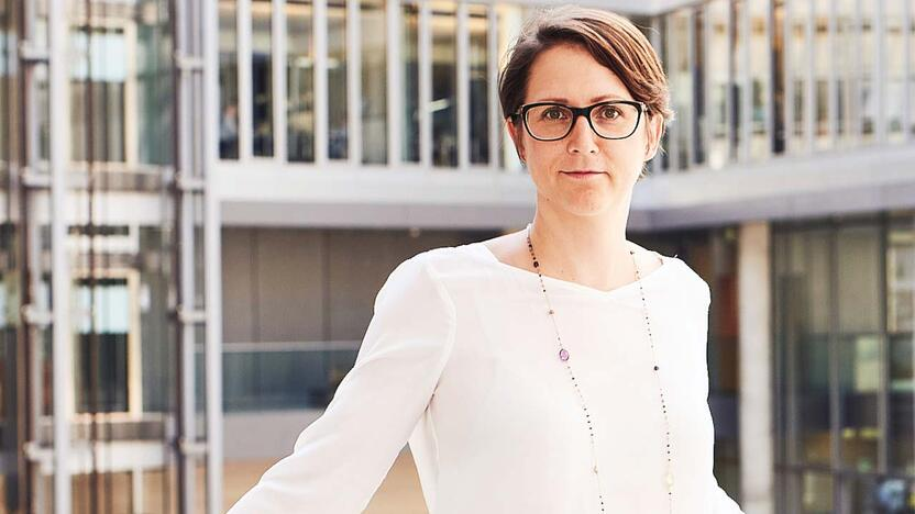 Berit Vider ist Head of Employer Branding & Recruitment bei KPMG [Quelle: KPMG]