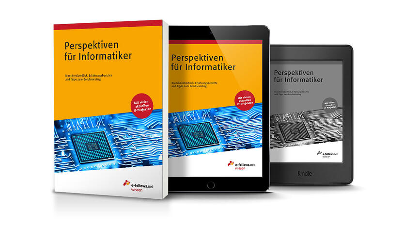 Perspektive für Informatiker [Quelle: e-fellows.net]