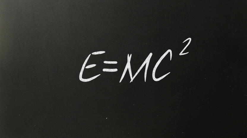 Physik, E=MC2, Formel [Quelle: freeimages, Autor: spekulator]