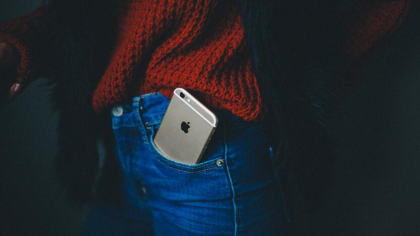 iPhone Smartphone Statussymbol [Quelle: Unsplash.com]
