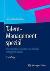 Talent Management Spezial Buch Springer Gabler Verlag