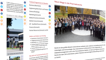 Trainee Porträt Roche [Quelle: e-fellows.net]