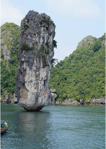 Halong-Bucht Vietnam [Quelle: e-fellows.net]