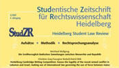 Initiative StudZR Heidelberg Till Cover (Quelle: e-fellows.net)