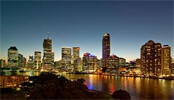 Brisbane Skyline, Quelle: sxc.hu, User: CraigPJ